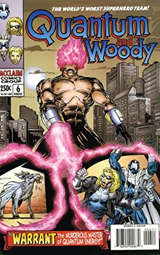 Quantum and Woody (1997-2000) No.6