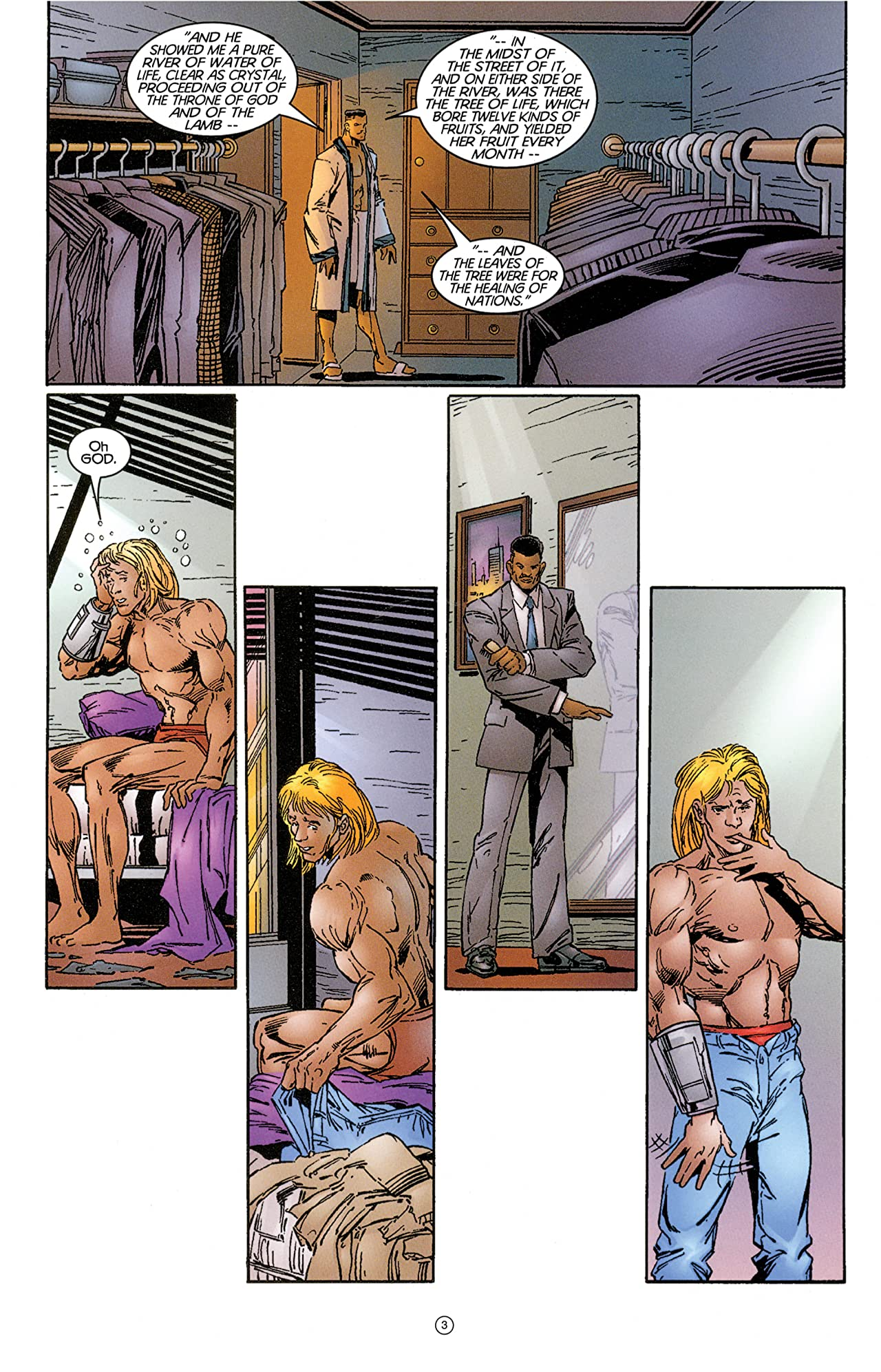 Quantum and Woody (1997-2000) #6