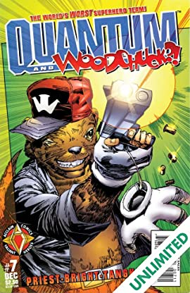 Quantum and Woody (1997-2000) #7