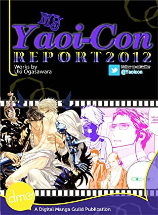 My Yaoi-Con 2012 Report