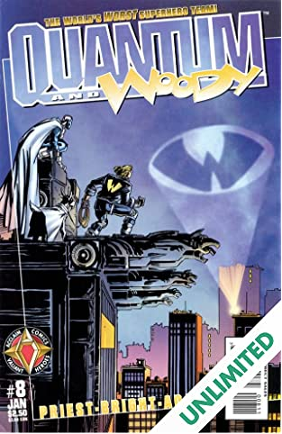 Quantum and Woody (1997-2000) #8