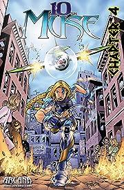 10th Muse Volume 5: Goddess of War #4