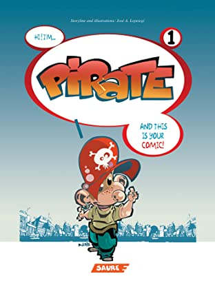 Hi I´m ... Pirate #1