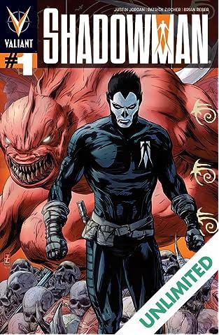 Shadowman (2012- ) #1: Digital Exclusives Edition