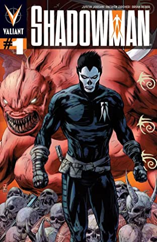 Shadowman (2012- ) #1: Digital Exclusives Edition