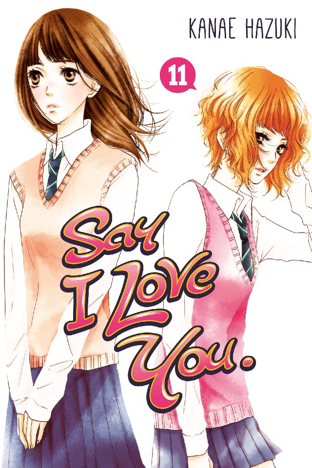 Say I Love You. Vol. 11