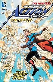 Action Comics (2011-2016) #14