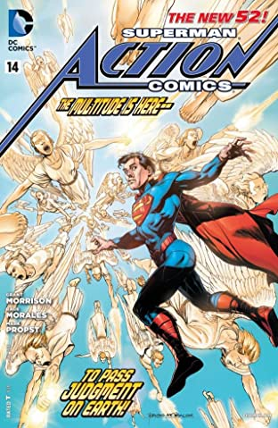 Action Comics (2011-2016) No.14