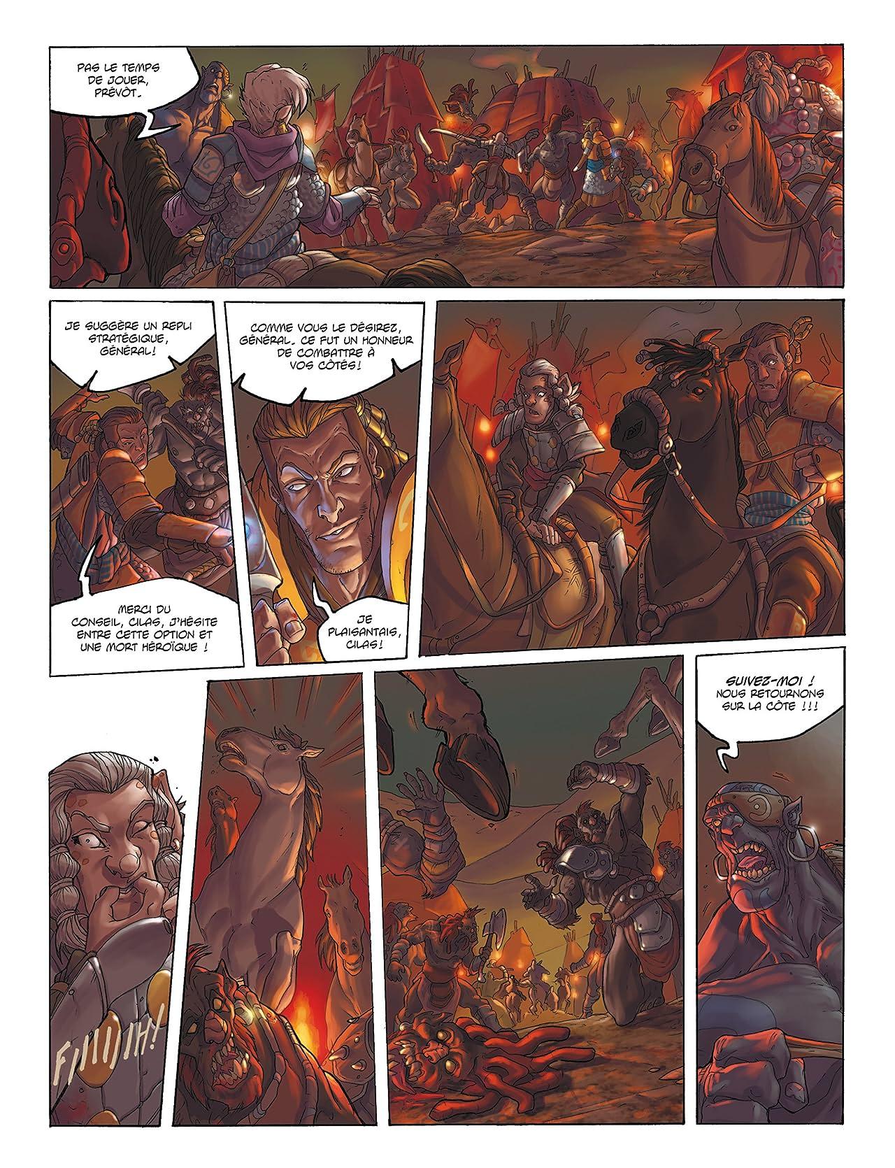 Sans Dieu Vol. 3: Le Pic du vautour
