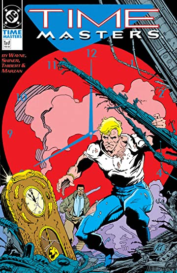Time Masters (1990) #1