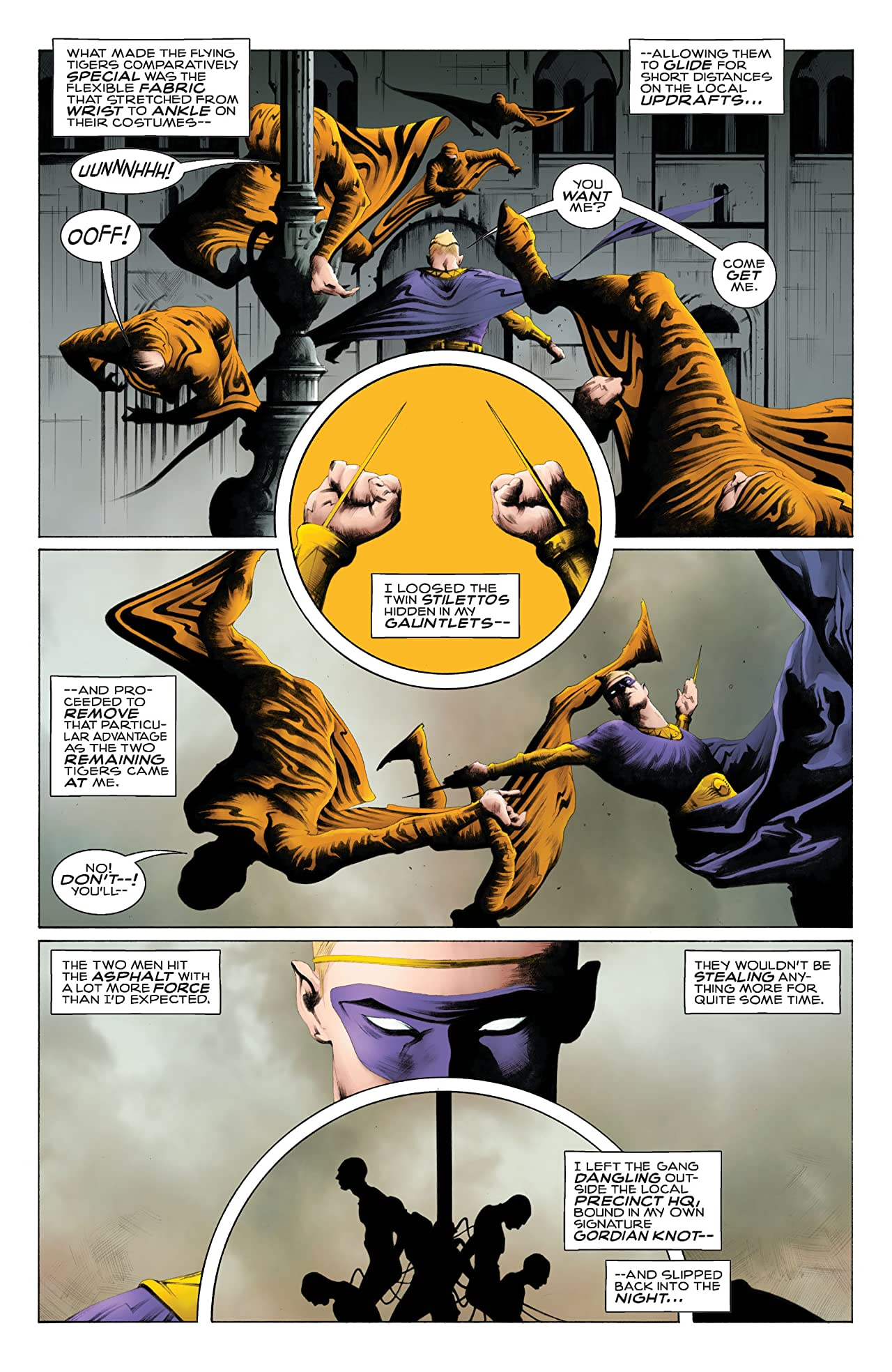 Before Watchmen: Ozymandias #4 (of 6)