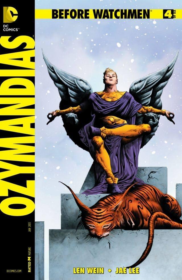 Before Watchmen: Ozymandias #4 (of 6)