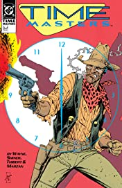Time Masters (1990) #3