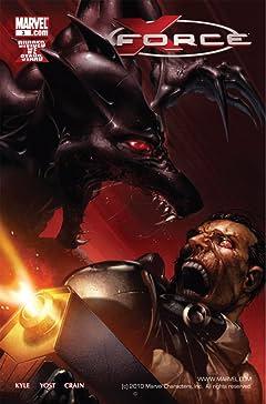 X-Force (2008-2012) #3