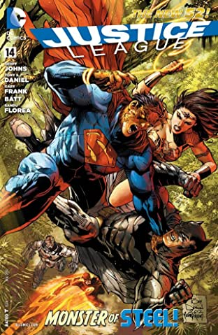 Justice League (2011-2016) No.14