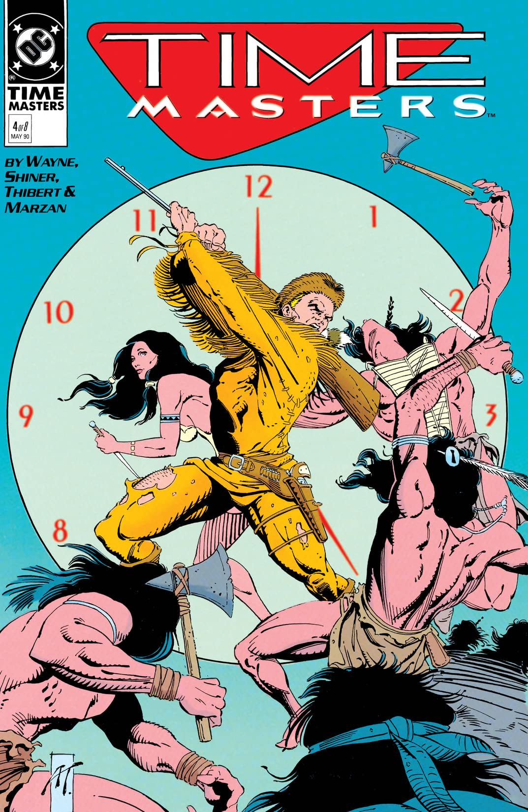 Time Masters (1990) #4