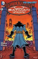 Batman Incorporated (2012-2013) #5