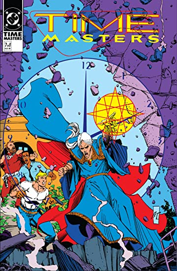 Time Masters (1990) #7