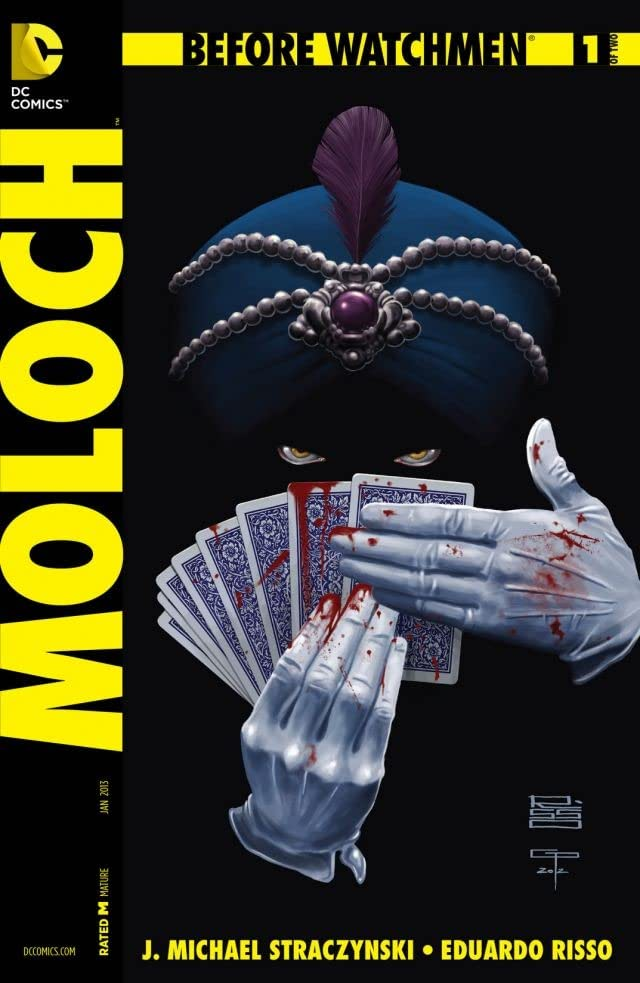 Before Watchmen: Moloch #1 (of 2)