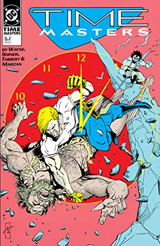 Time Masters (1990) #8