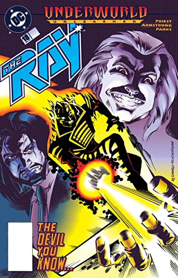The Ray (1994-1996) #18