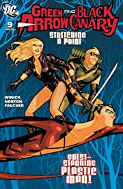 Green Arrow and Black Canary (2007-2010) #9