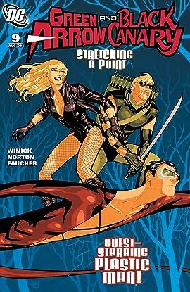 Green Arrow and Black Canary (2007-2010) #9