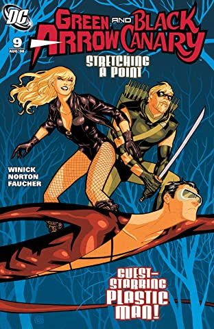 Green Arrow and Black Canary (2007-2010) No.9