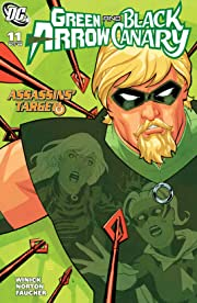 Green Arrow and Black Canary (2007-2010) #11