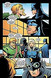 Green Arrow and Black Canary (2007-2010) #14