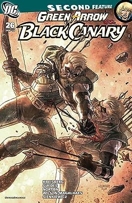 Green Arrow and Black Canary (2007-2010) #26