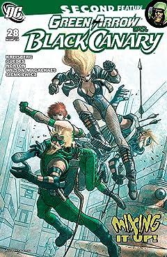 Green Arrow and Black Canary (2007-2010) #28