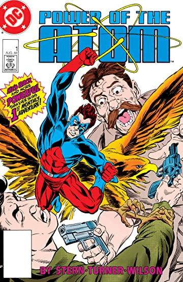 Power of the Atom (1988-1989) #1