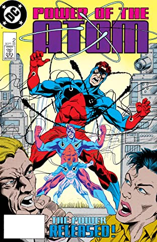 Power of the Atom (1988-1989) #2