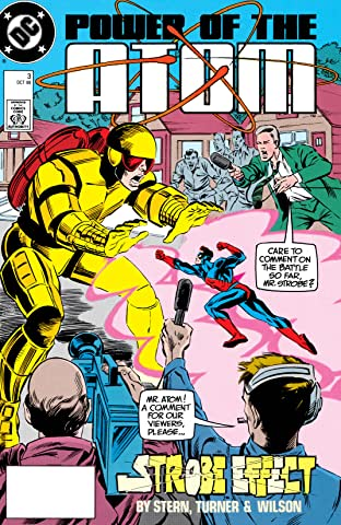 Power of the Atom (1988-1989) #3