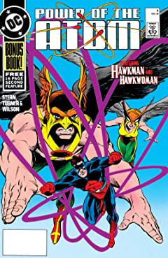 Power of the Atom (1988-1989) #4