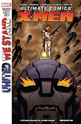 Ultimate Comics X-Men No.18