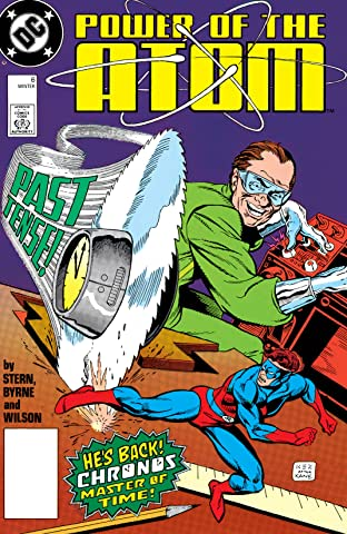 Power of the Atom (1988-1989) #6