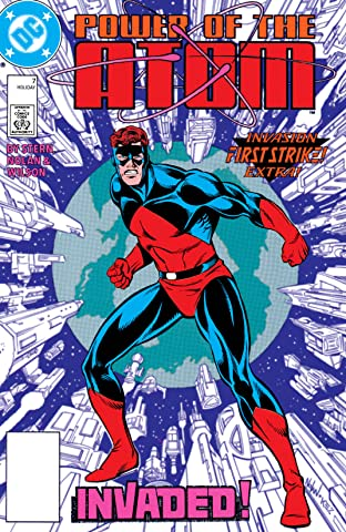 Power of the Atom (1988-1989) #7