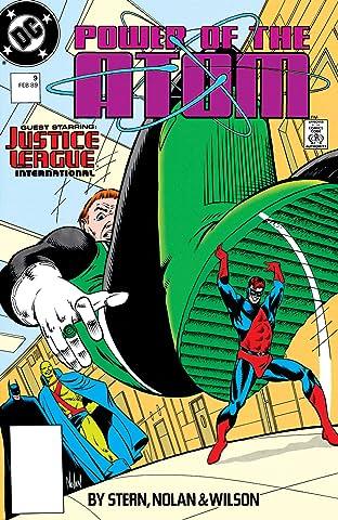 Power of the Atom (1988-1989) #9