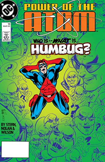 Power of the Atom (1988-1989) #10
