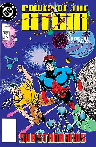 Power of the Atom (1988-1989) #12