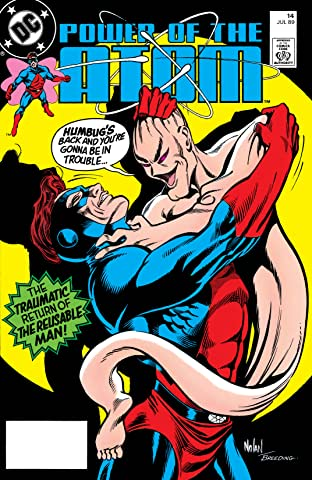 Power of the Atom (1988-1989) #14