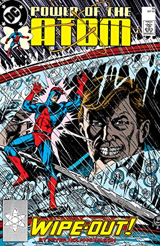 Power of the Atom (1988-1989) #16
