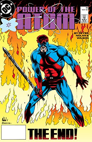 Power of the Atom (1988-1989) #18