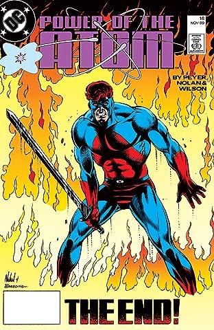 Power of the Atom (1988-1989) #18