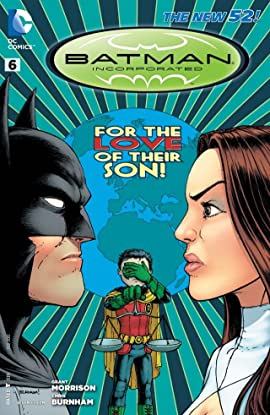 Batman Incorporated (2012-2013) #6