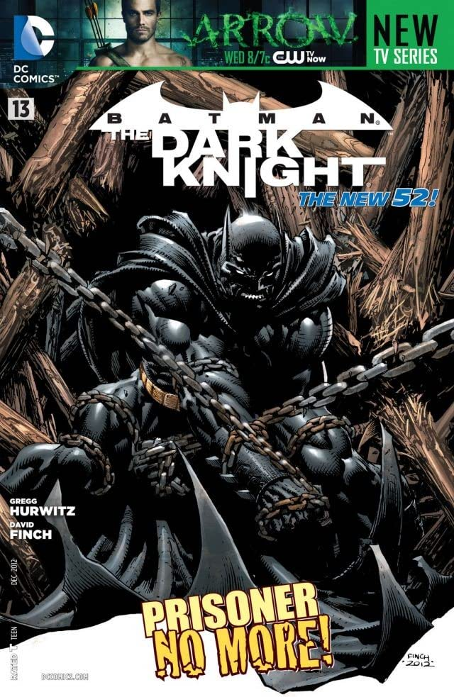 Batman: The Dark Knight (2011-2014) #13