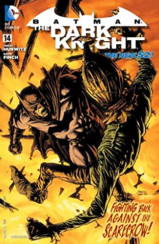Batman: The Dark Knight (2011-2014) #14