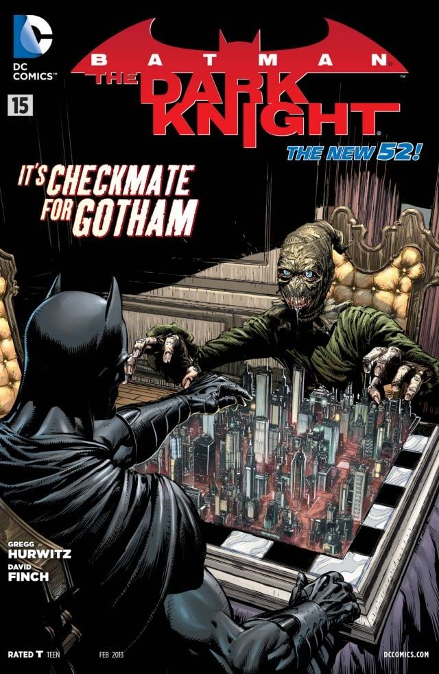 Batman: The Dark Knight (2011-2014) #15